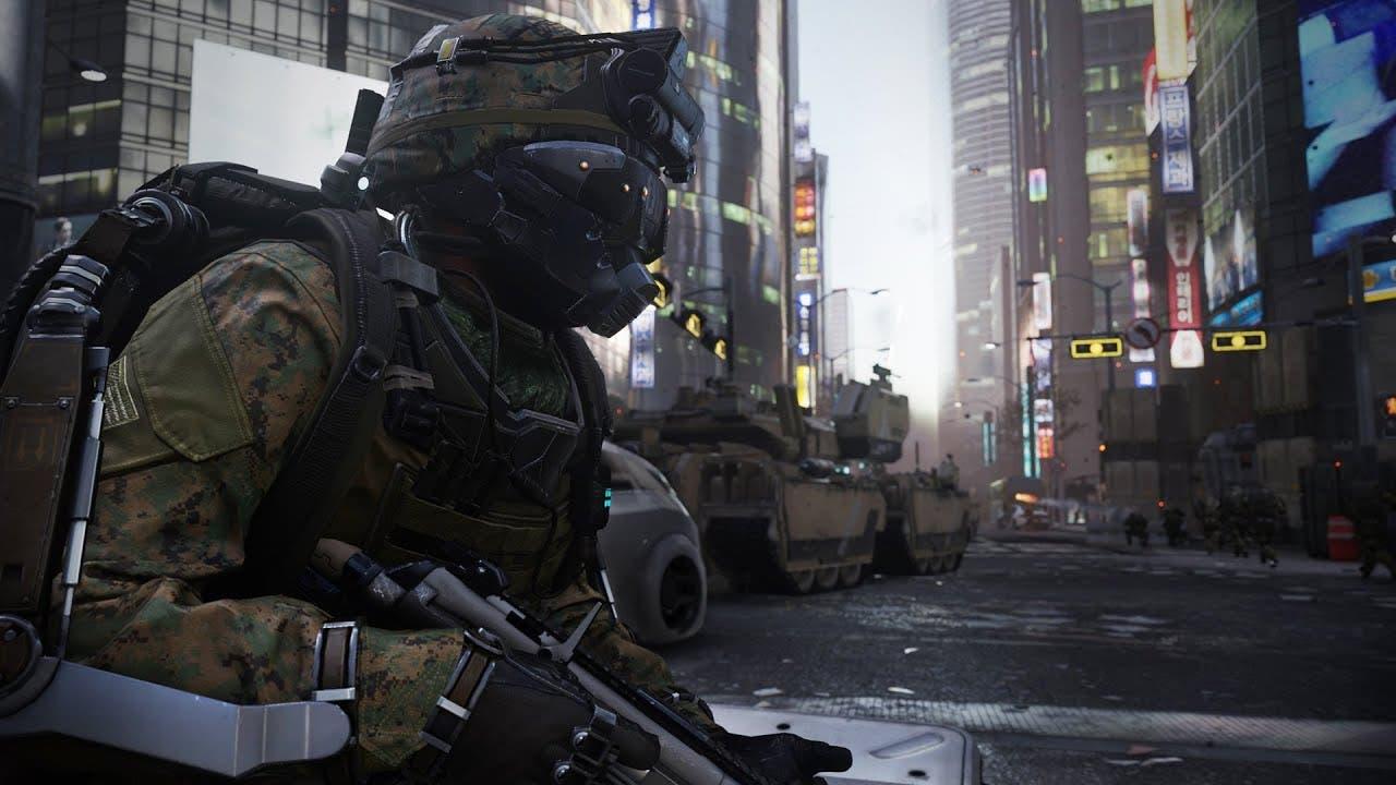 e3 2014 call of duty advanced wa