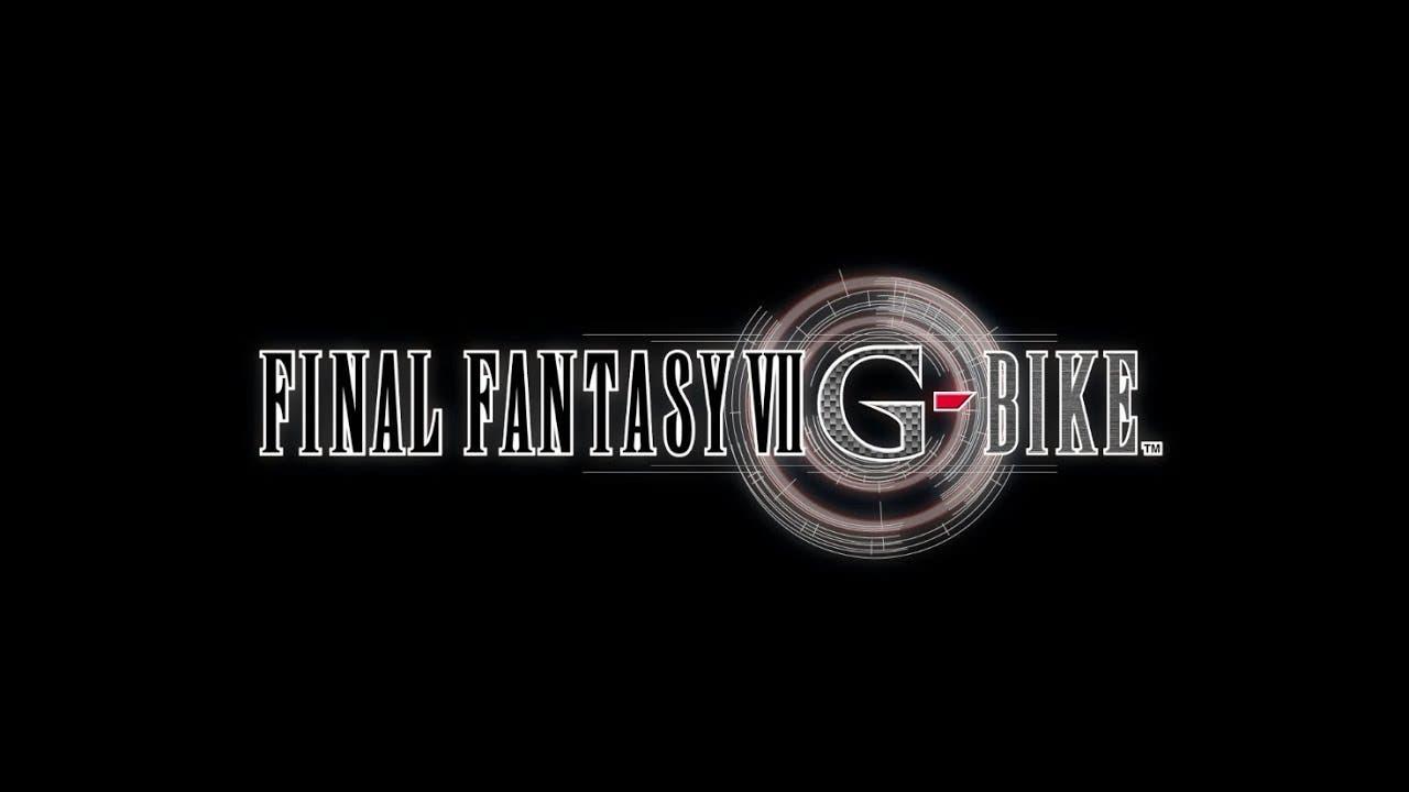 e3 2014 final fantasy vii g bike