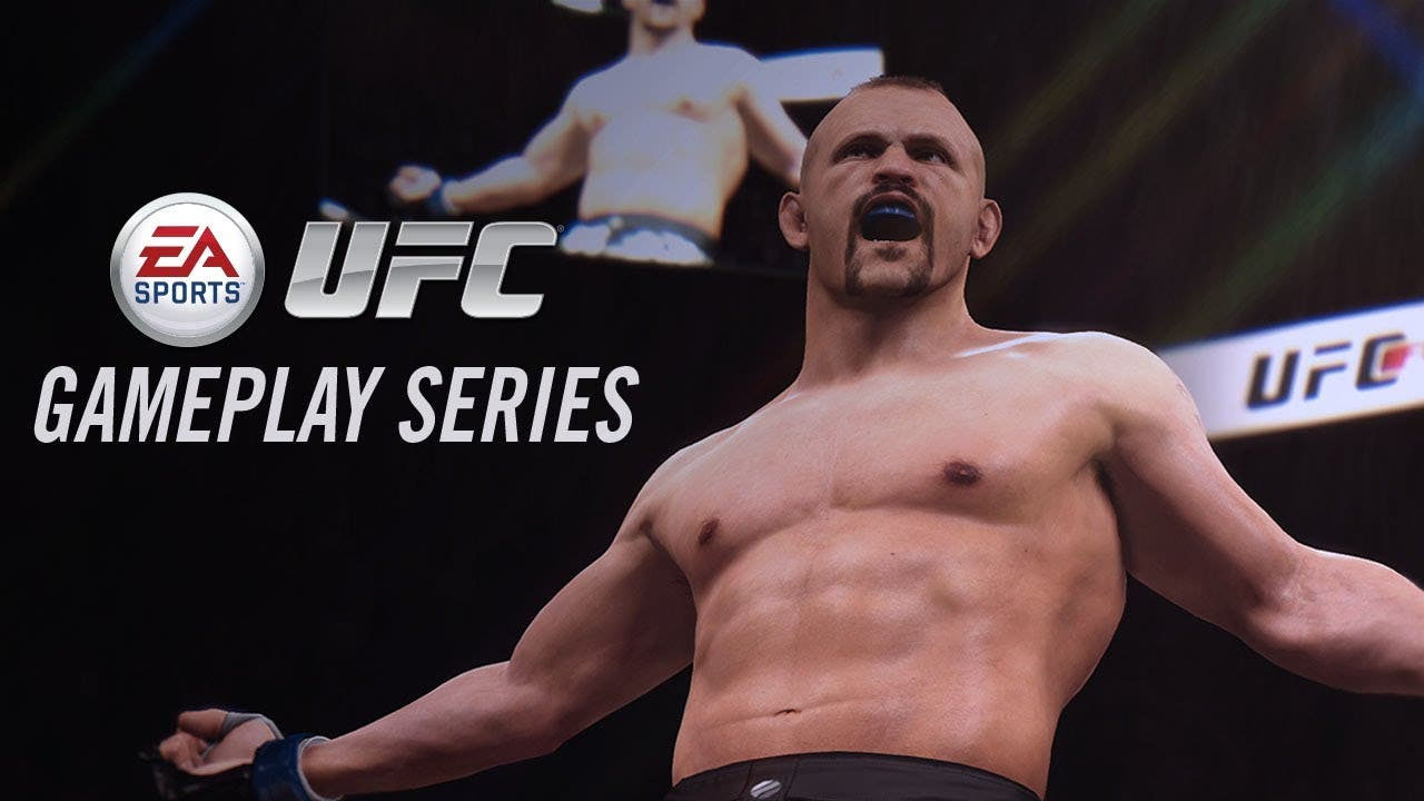 ea sports shows off ufc gameplay