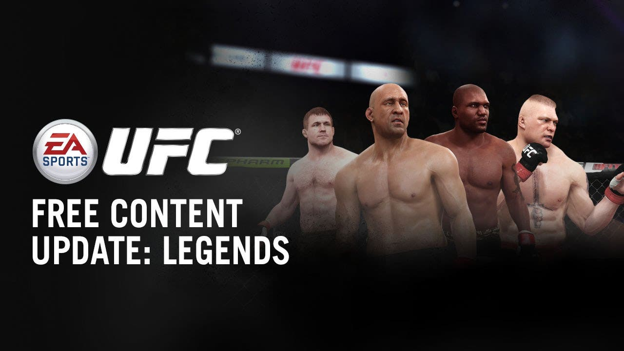 ea sports ufc updated with four
