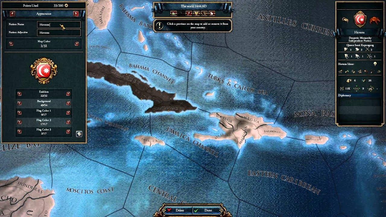 el dorado expansion for europa u