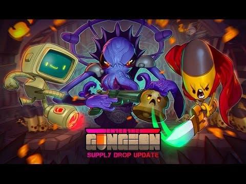enter the gungeon gets supply dr