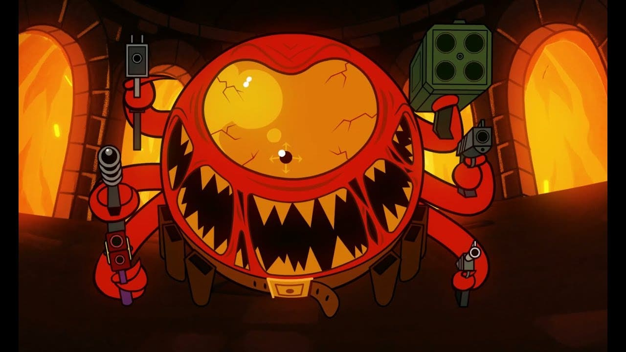 enter the gungeon released onto