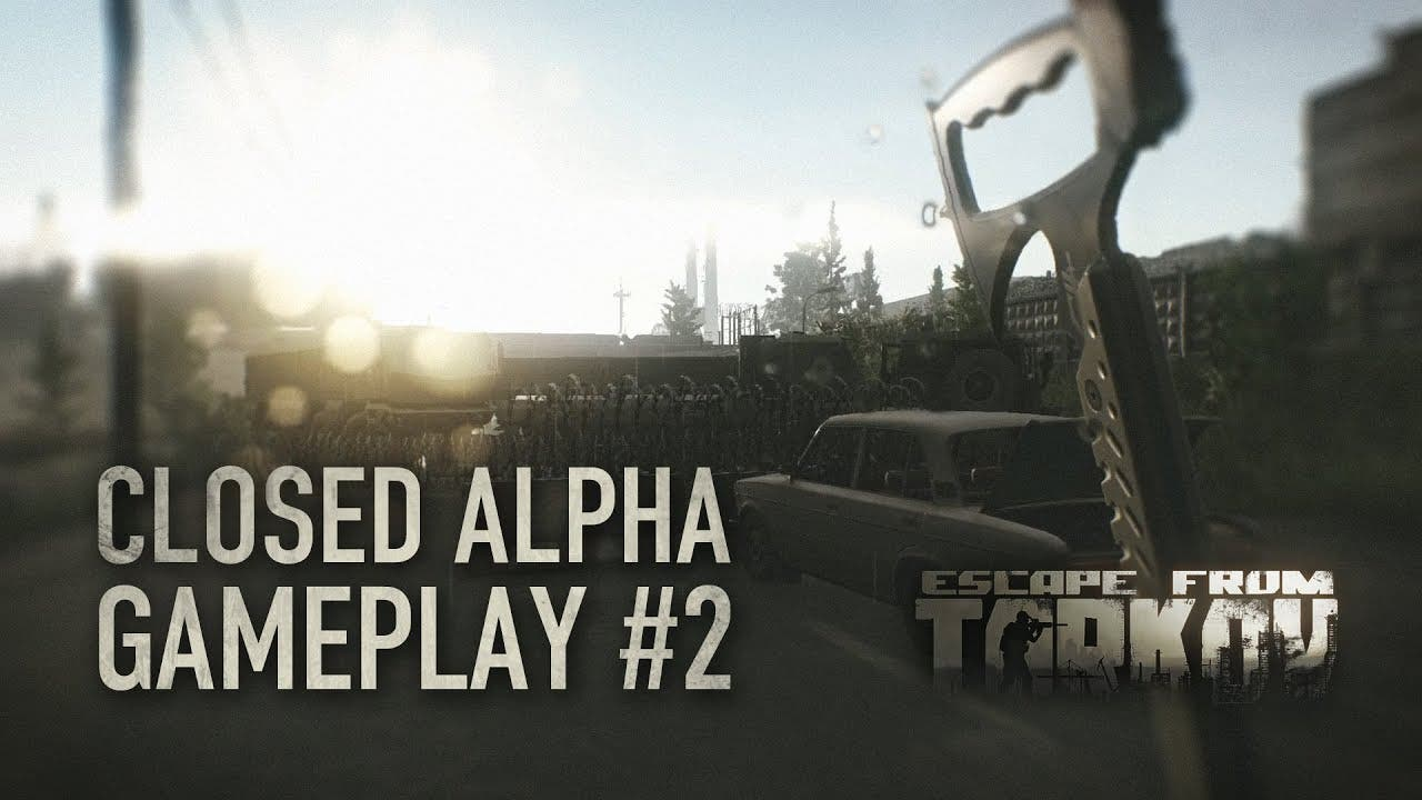 escape from tarkov gameplay from