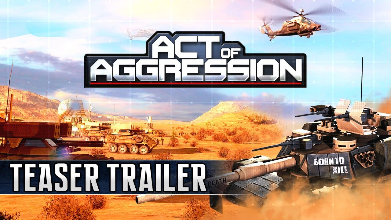 eugens act of aggression is mode