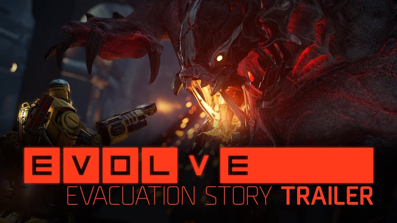 evolve is not all about the hunt