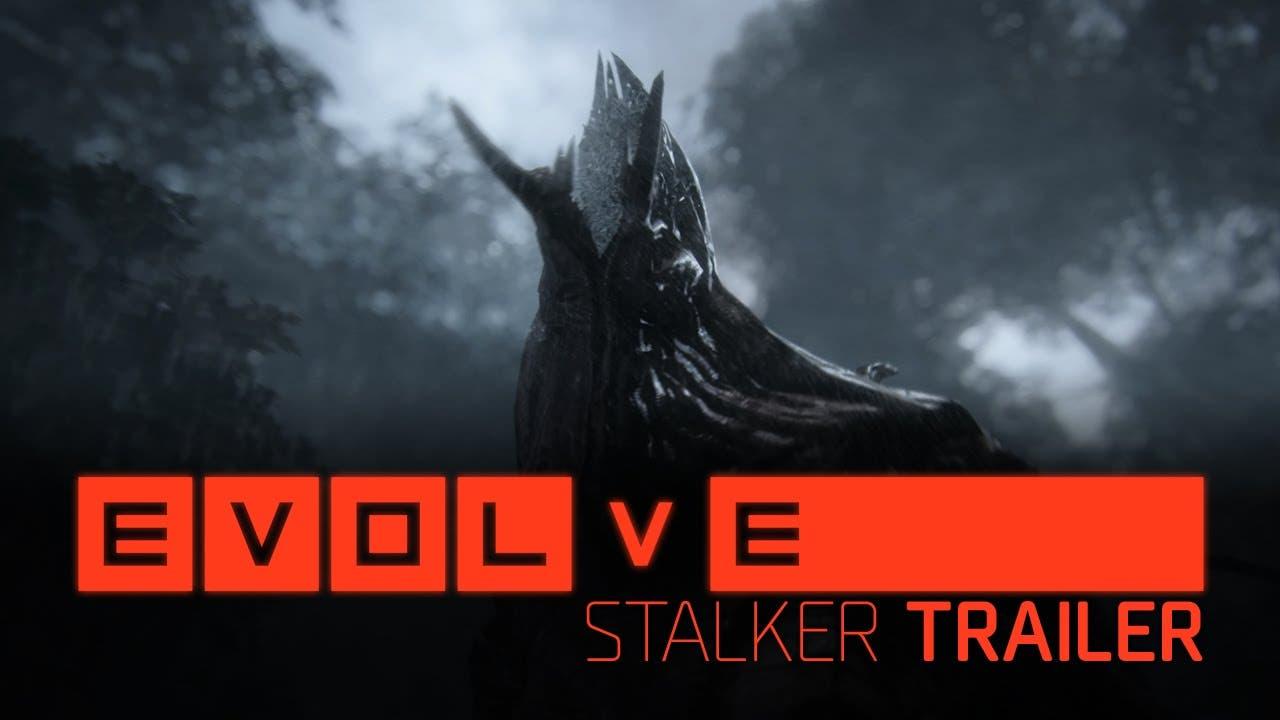 evolve unveils third monster the