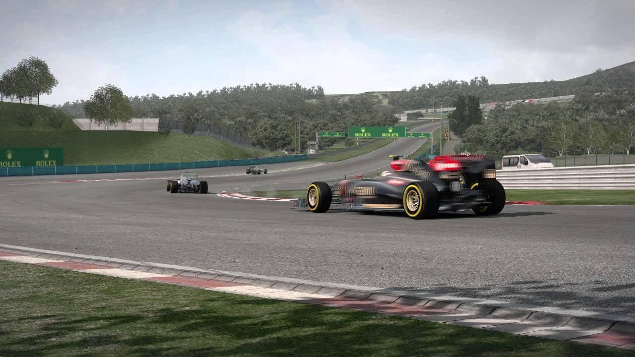 f1 2014 screams to retail and di