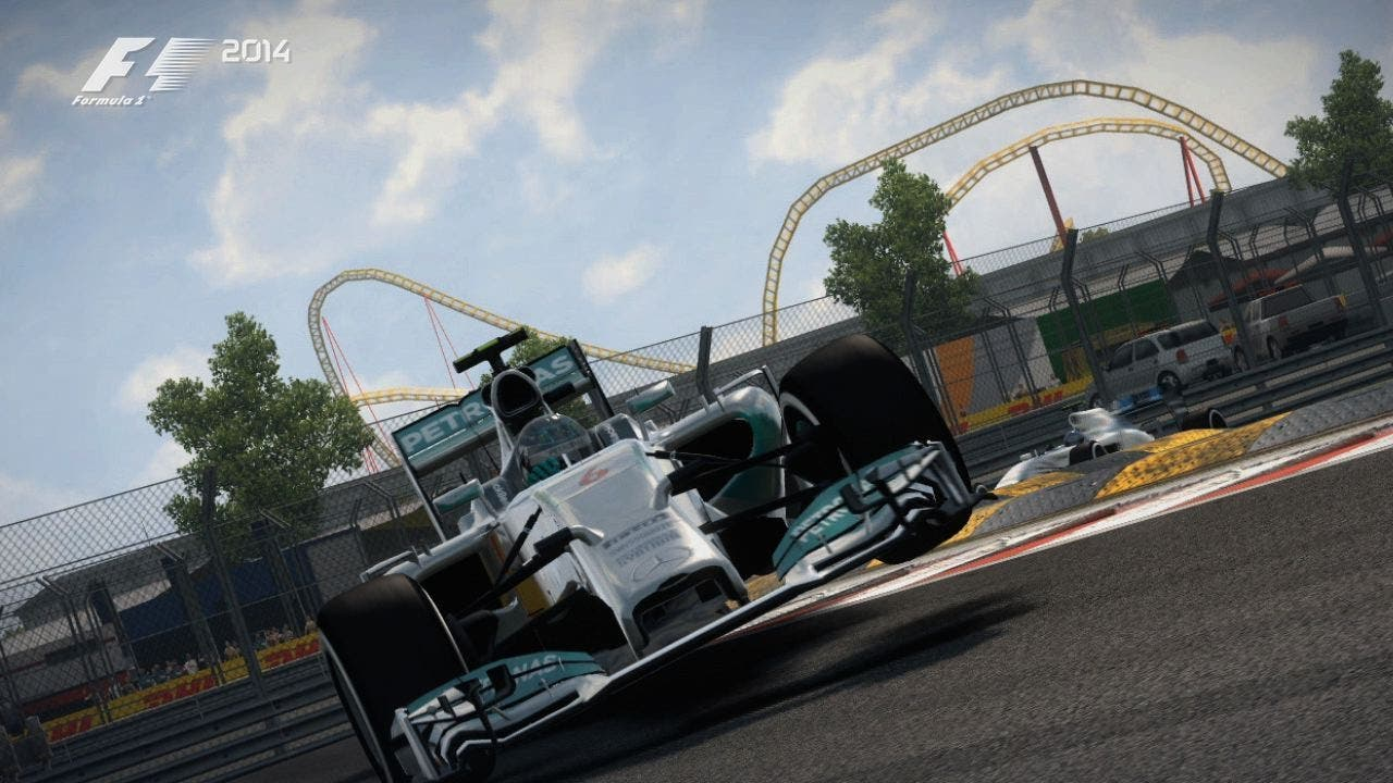 f1 2014 trailer shows off the in