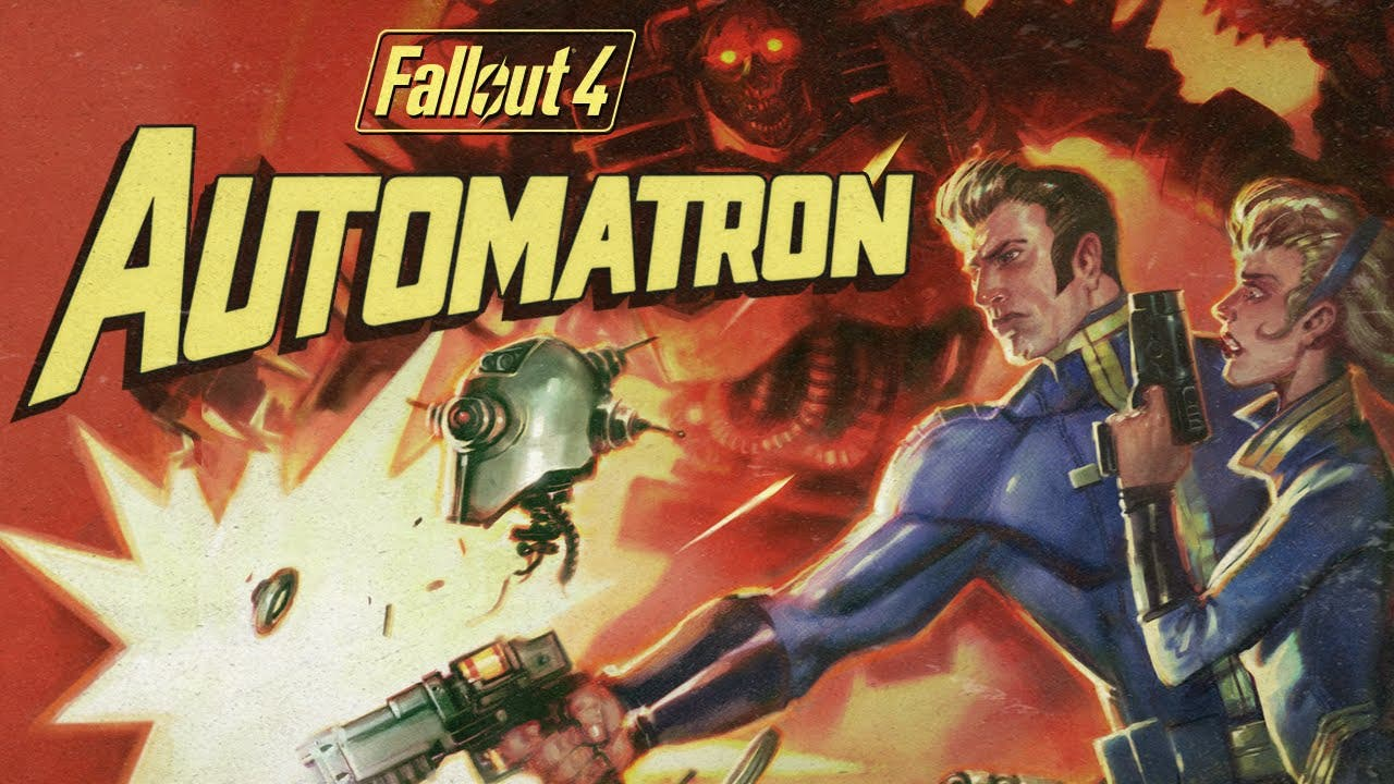 fallout 4 automatron releases on