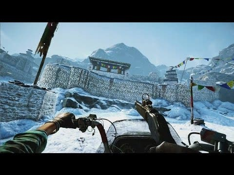 far cry 4 invites you to the mid