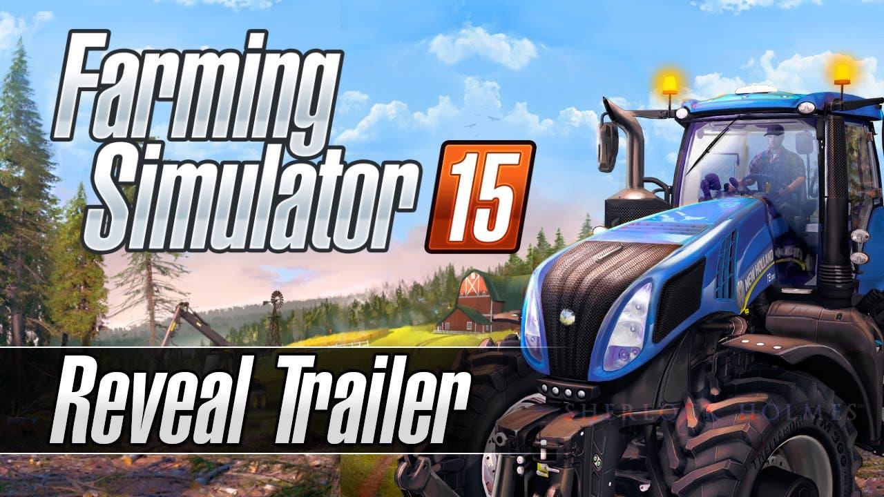 farming simulator 15 reveal trai