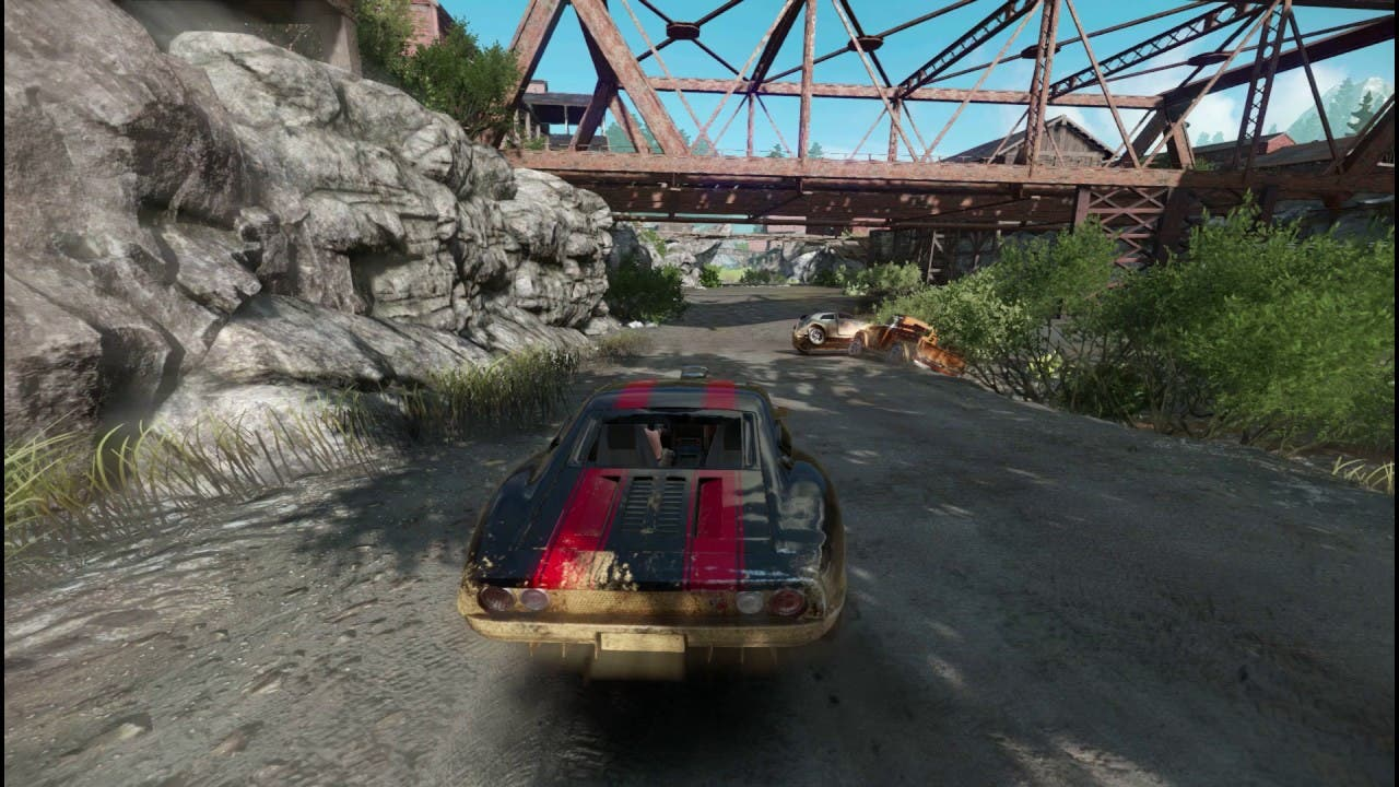 flatout 4 total insanity is comi