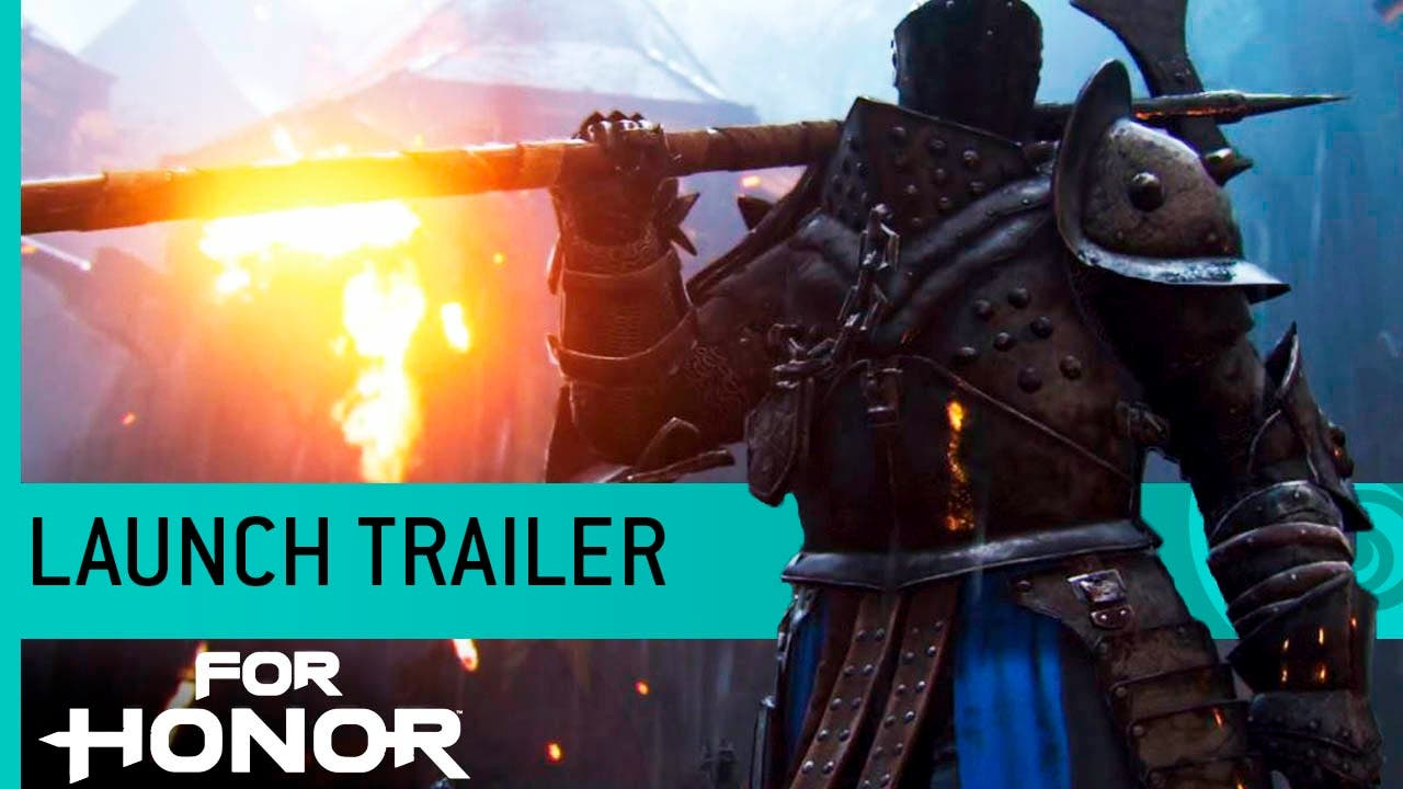for honor smashes and bashes its