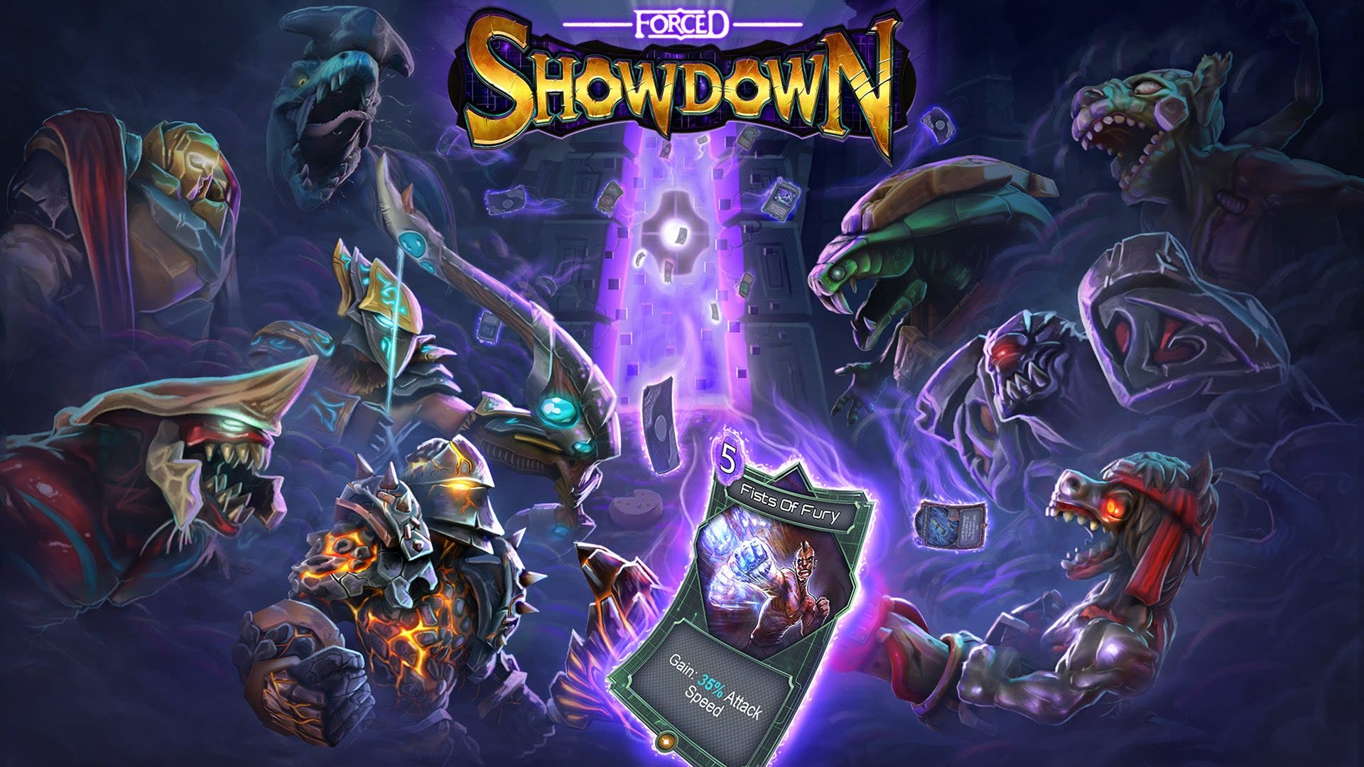 forced showdown is now available