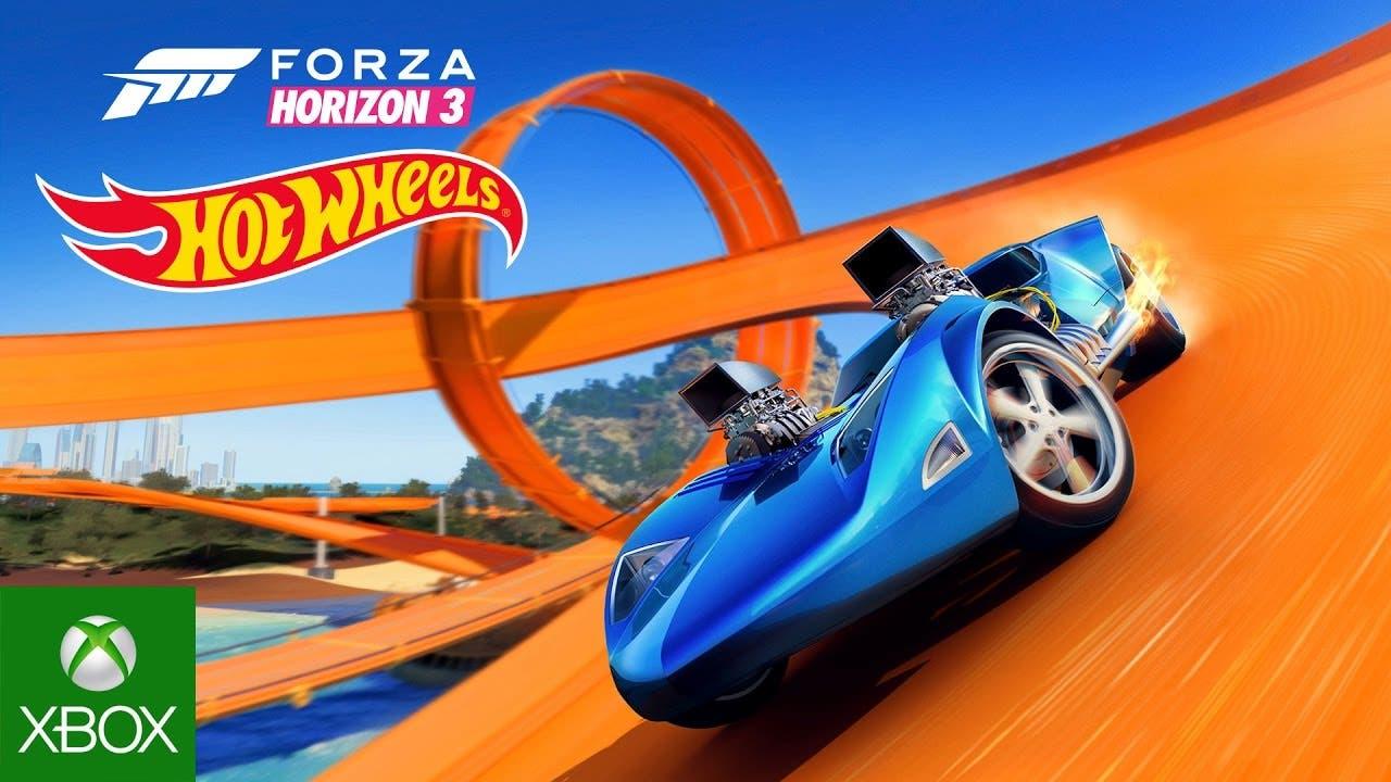forza horizon 3 hot wheels expan
