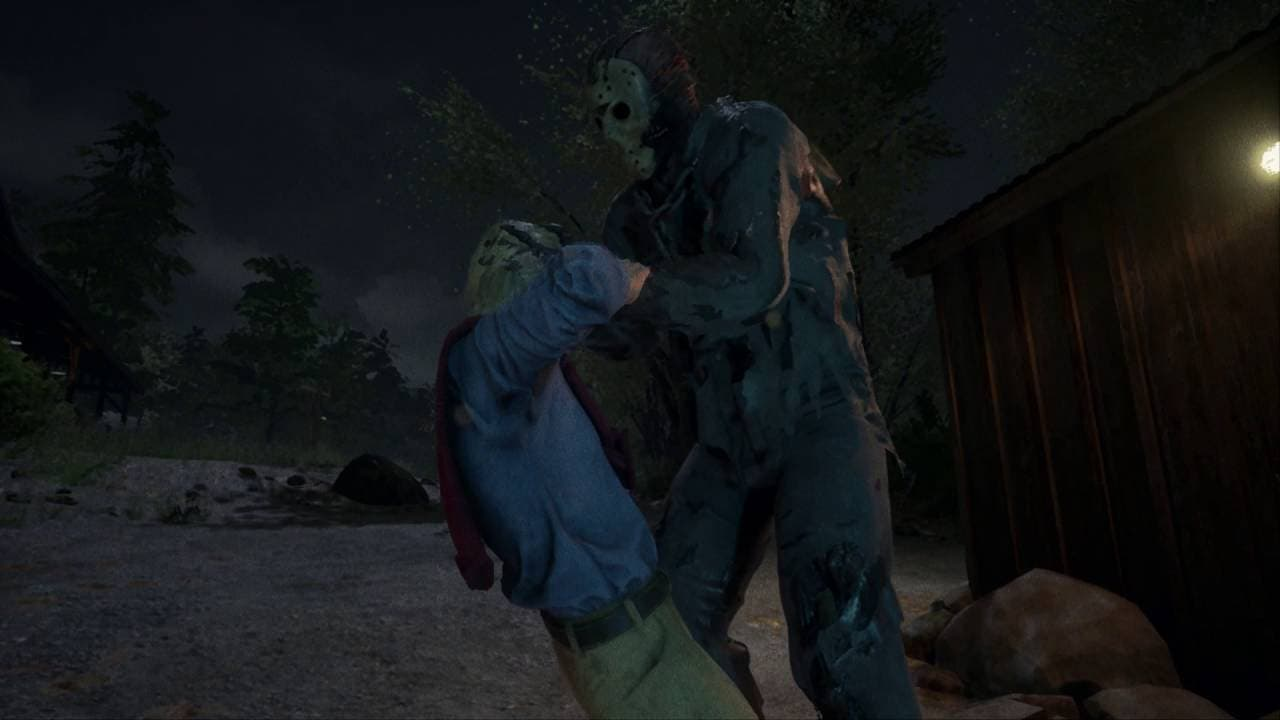 friday the 13th the game trailer