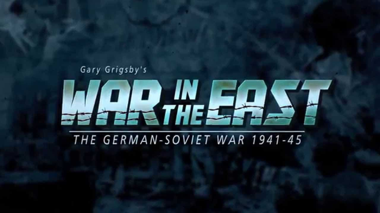 gary grigsbys war in the east se
