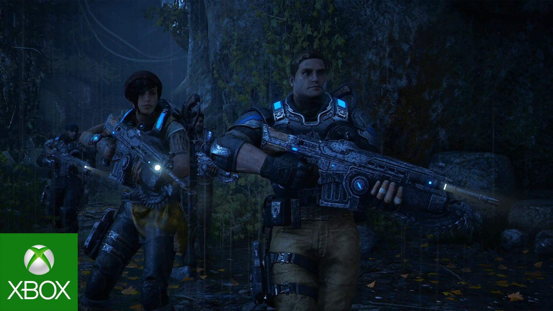 gears of war 4 campaign gameplay