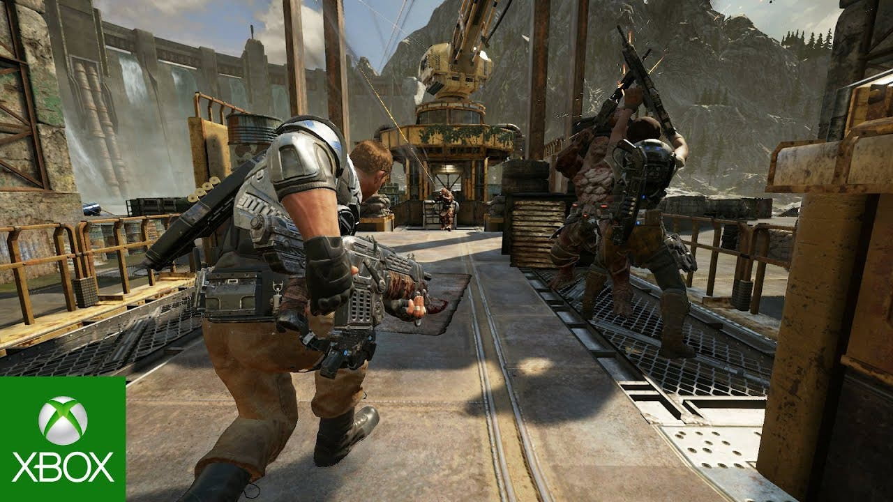 gears of war 4 will have mode re