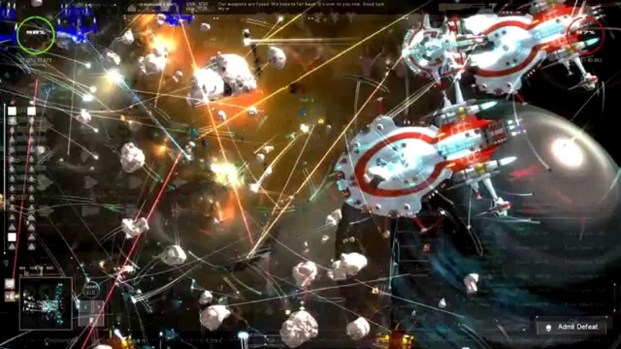 gratuitous space battles 2 goes