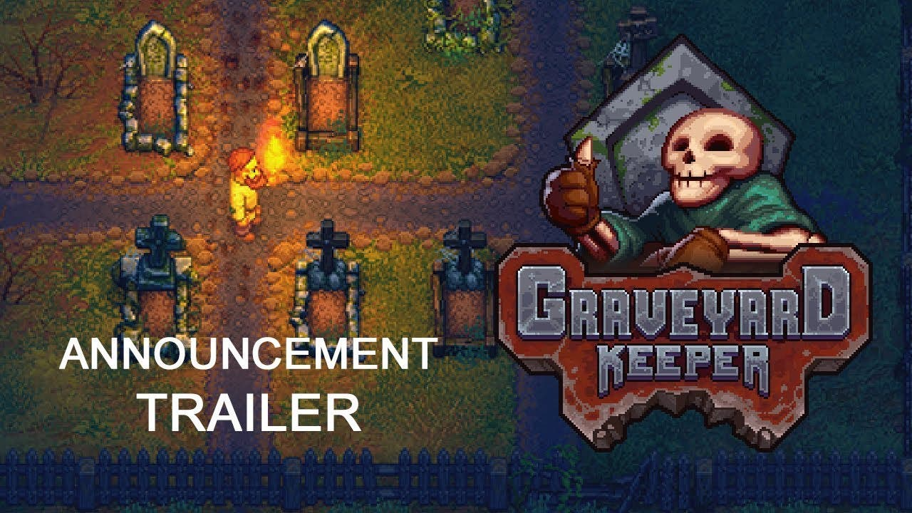 graveyard keeper announced by ti