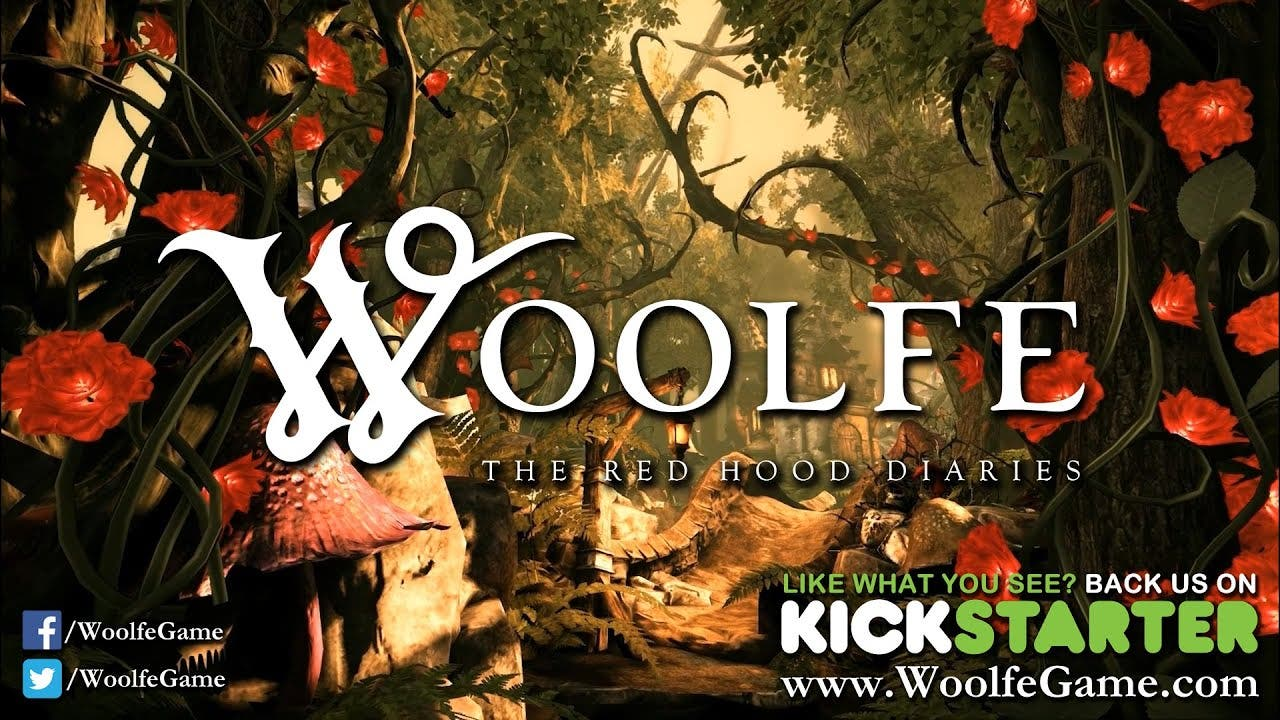 grin asks for woolfe the red hoo