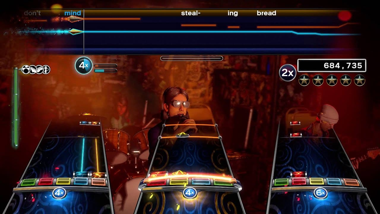 grunge dlc comes to rock band 4