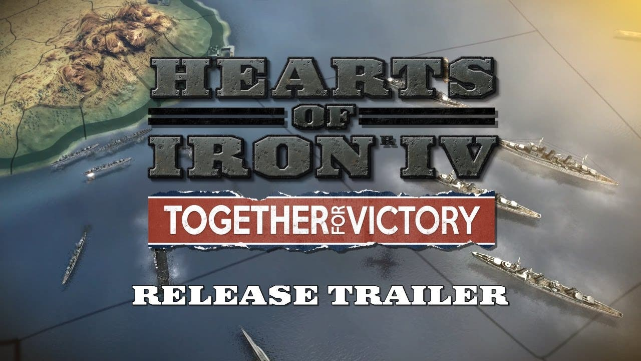 hearts of iron iv together for v