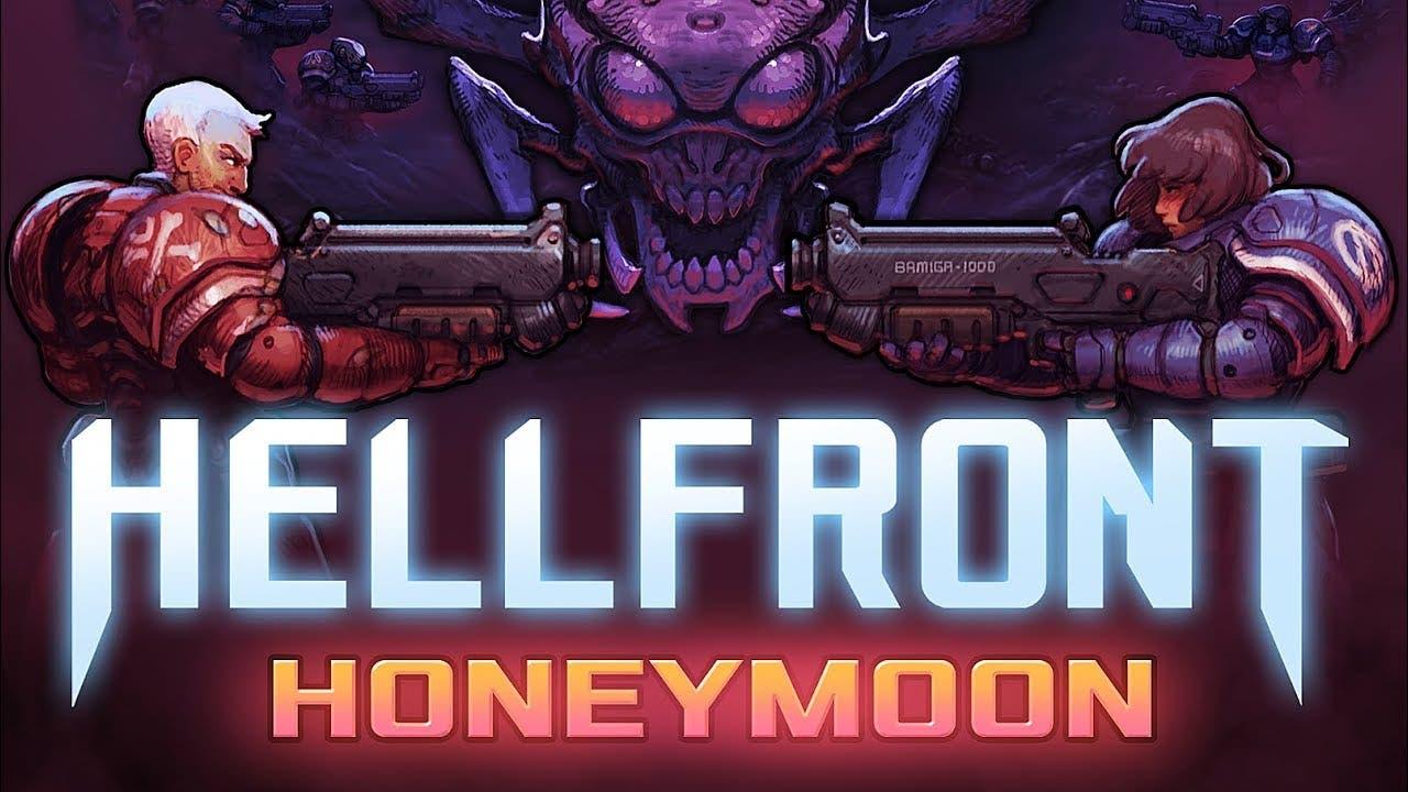 hellfront honeymoon is a twin st