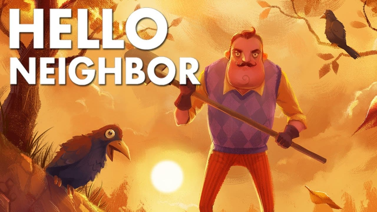 hello neighbor being published b