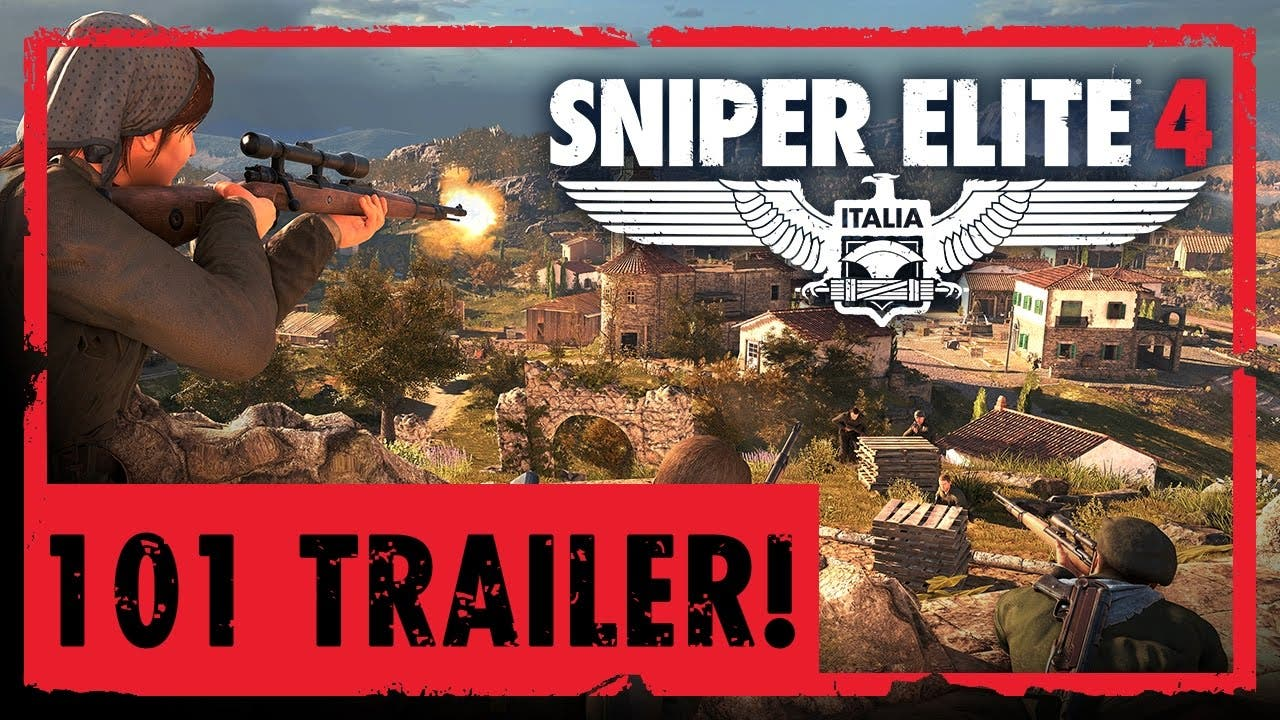 heres the 101 on sniper elite 4