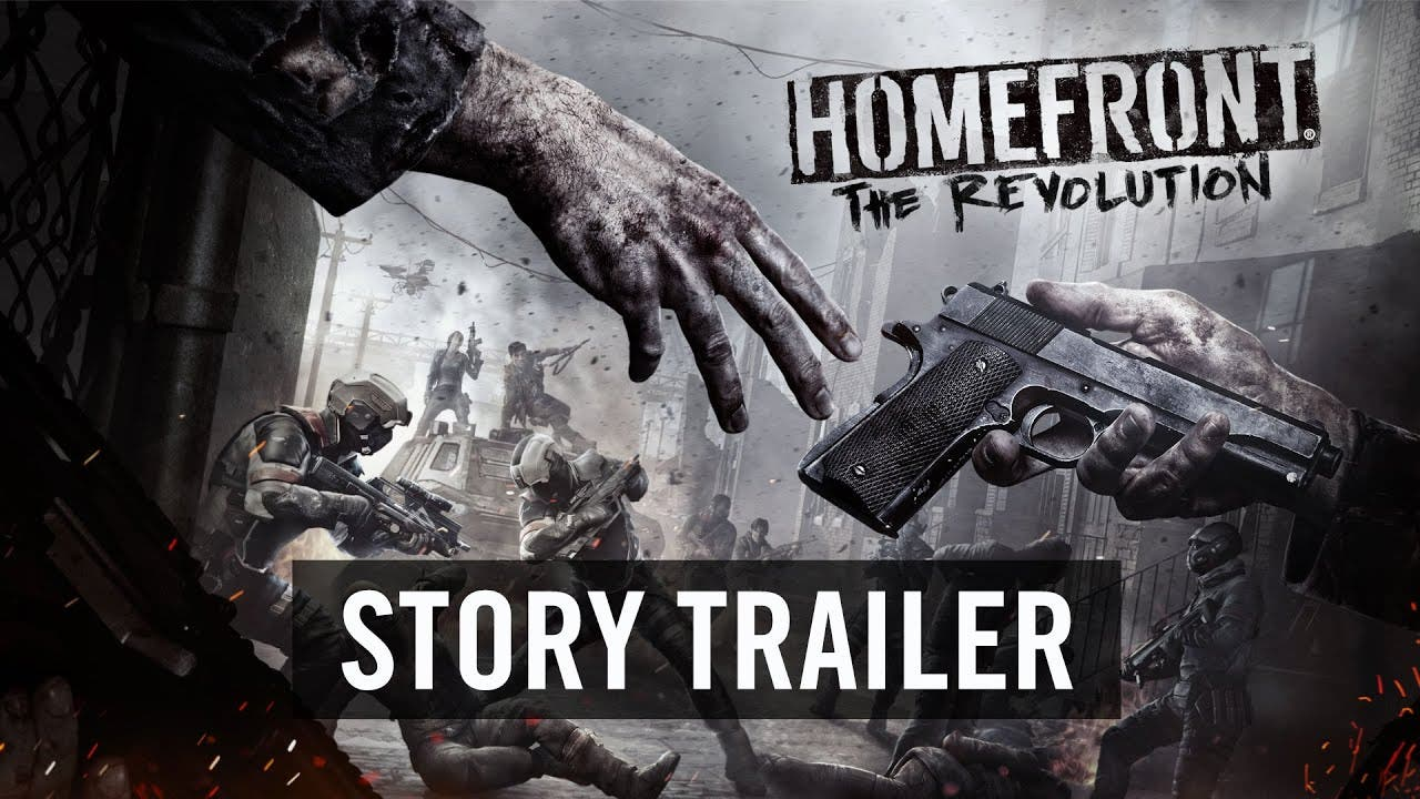 heres the story trailer for home