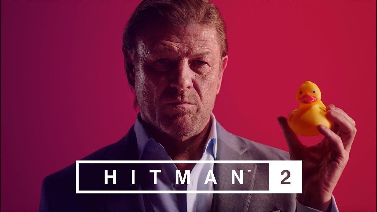 hitman 2 live action launch trai