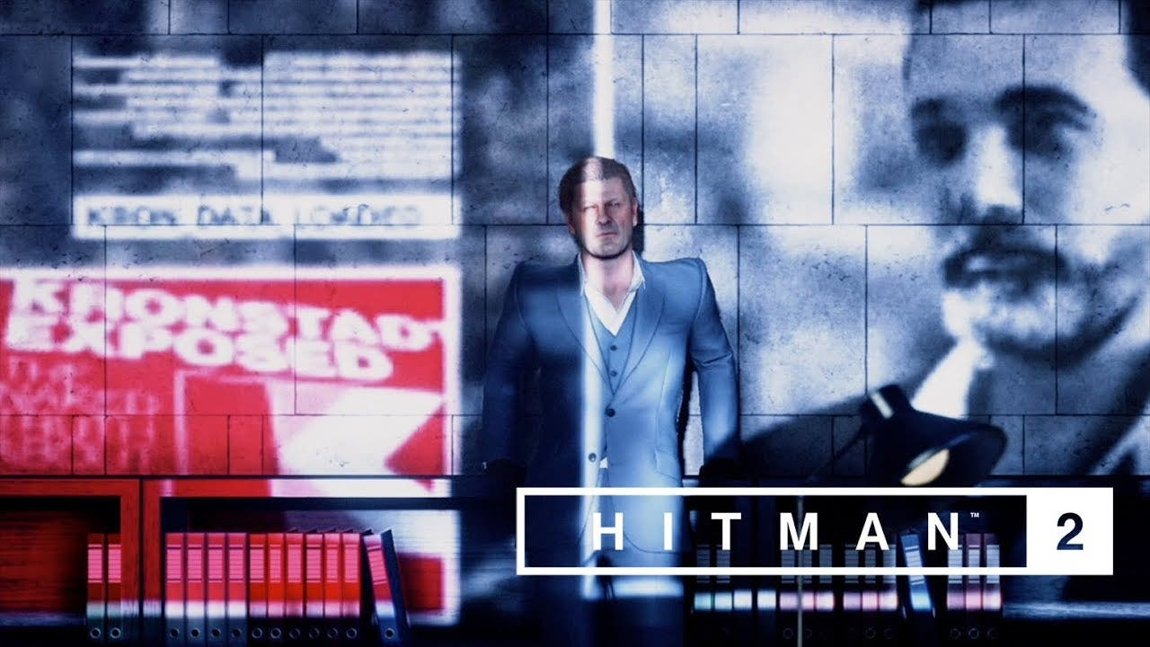 hitman 2s first elusive target i