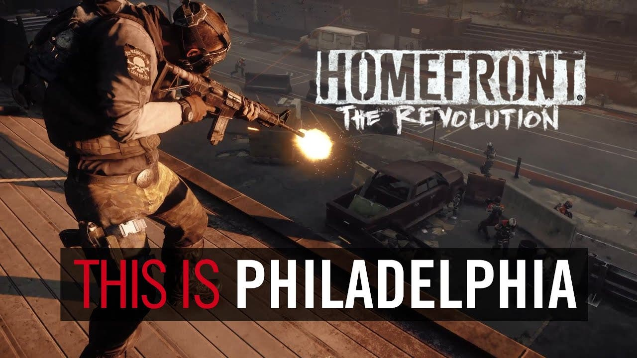 homefront the revolution release