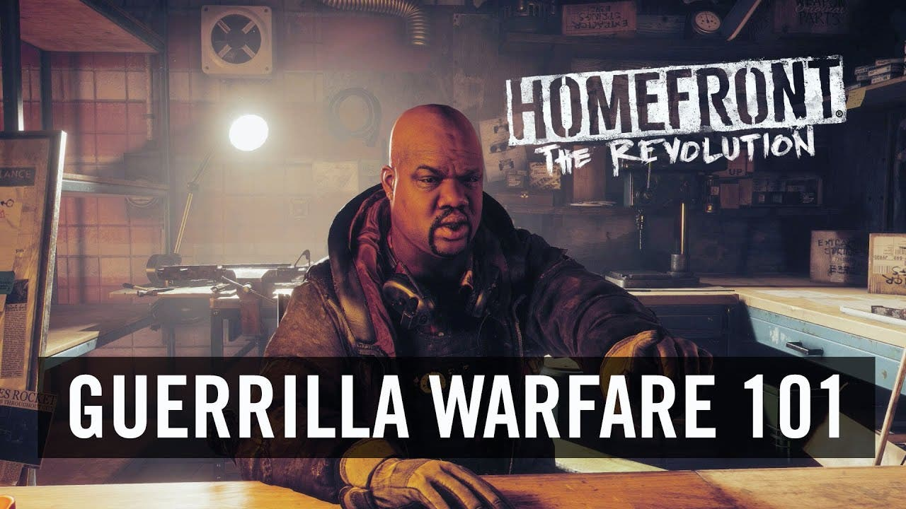 homefront the revolution trailer 1