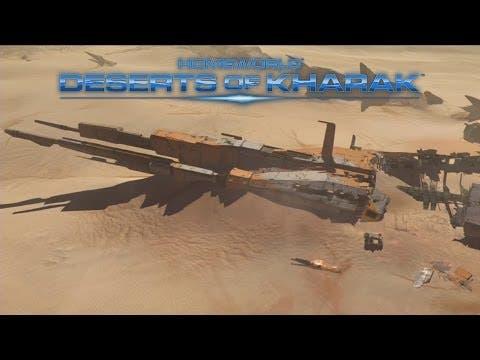 homeworld deserts of kharak form