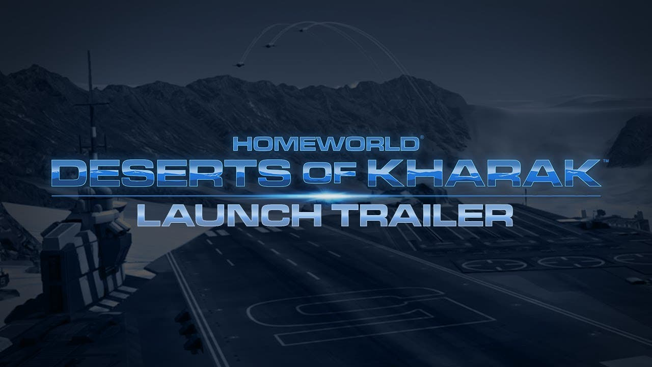 homeworld deserts of kharak laun
