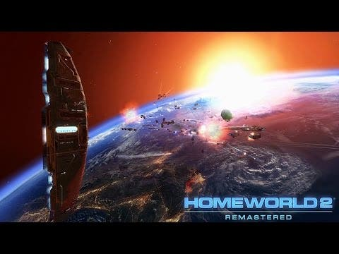 homeworld remastered trailer tel