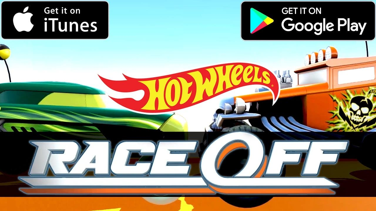 hot wheels race off now availabl