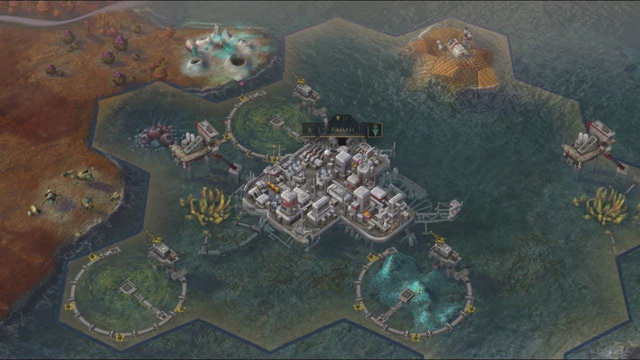 how to colonize seas in civiliza