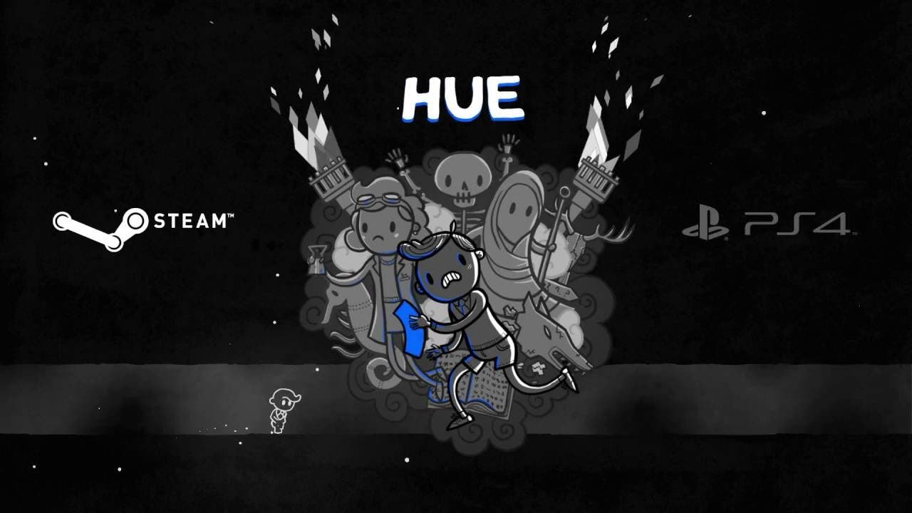 hue releases to steam ps4 and xb