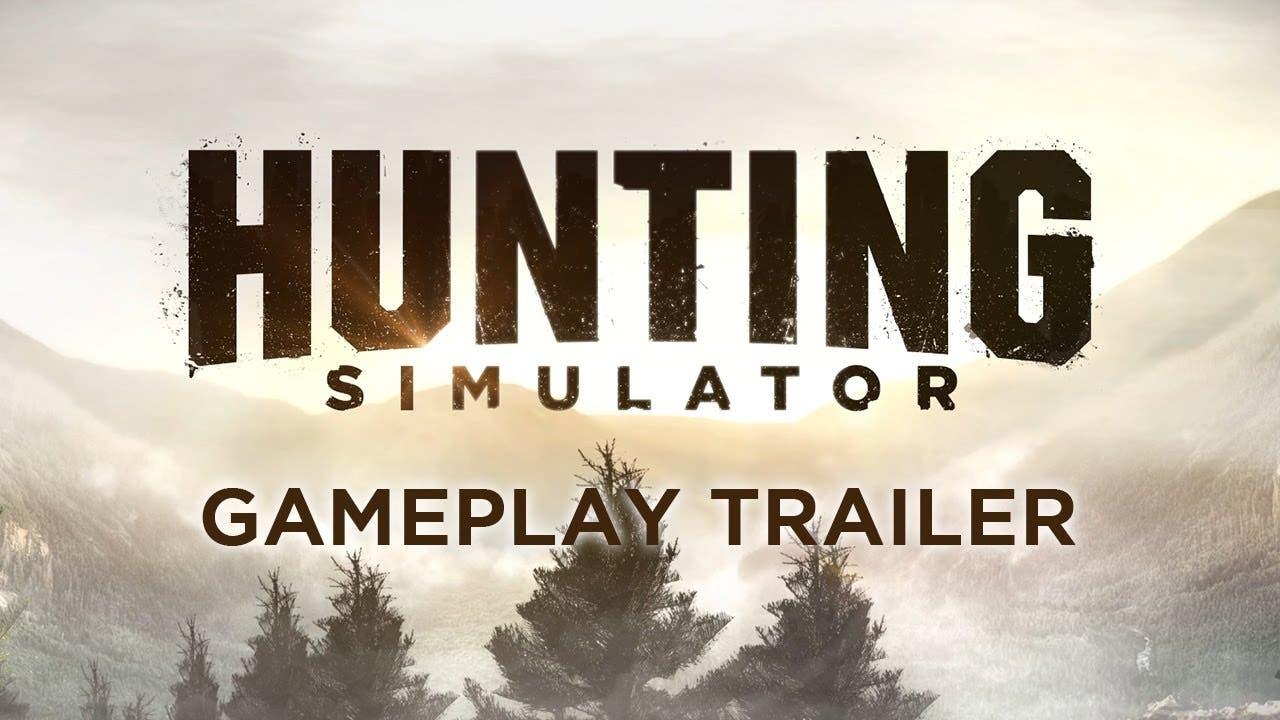 hunting simulators first trailer