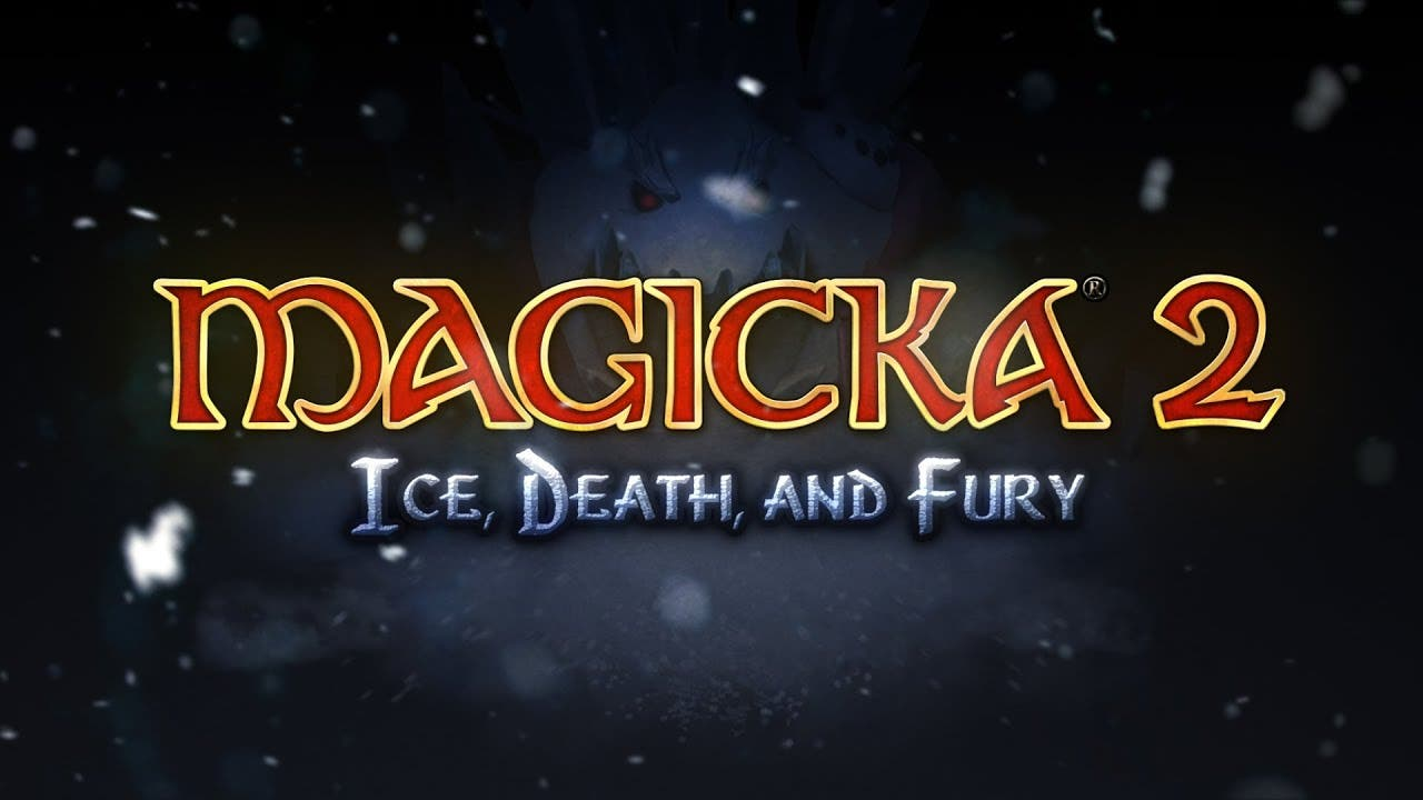 ice death and fury comes to magi