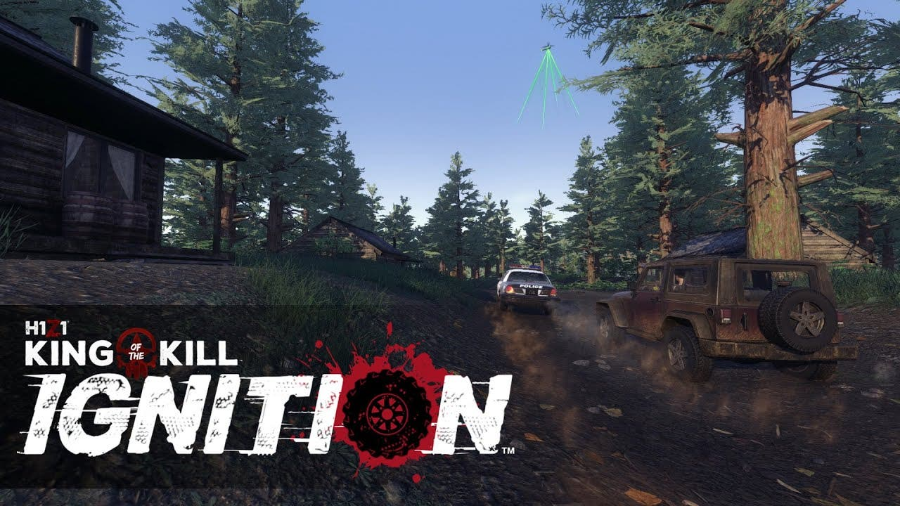 ignition mode comes to h1z1 king