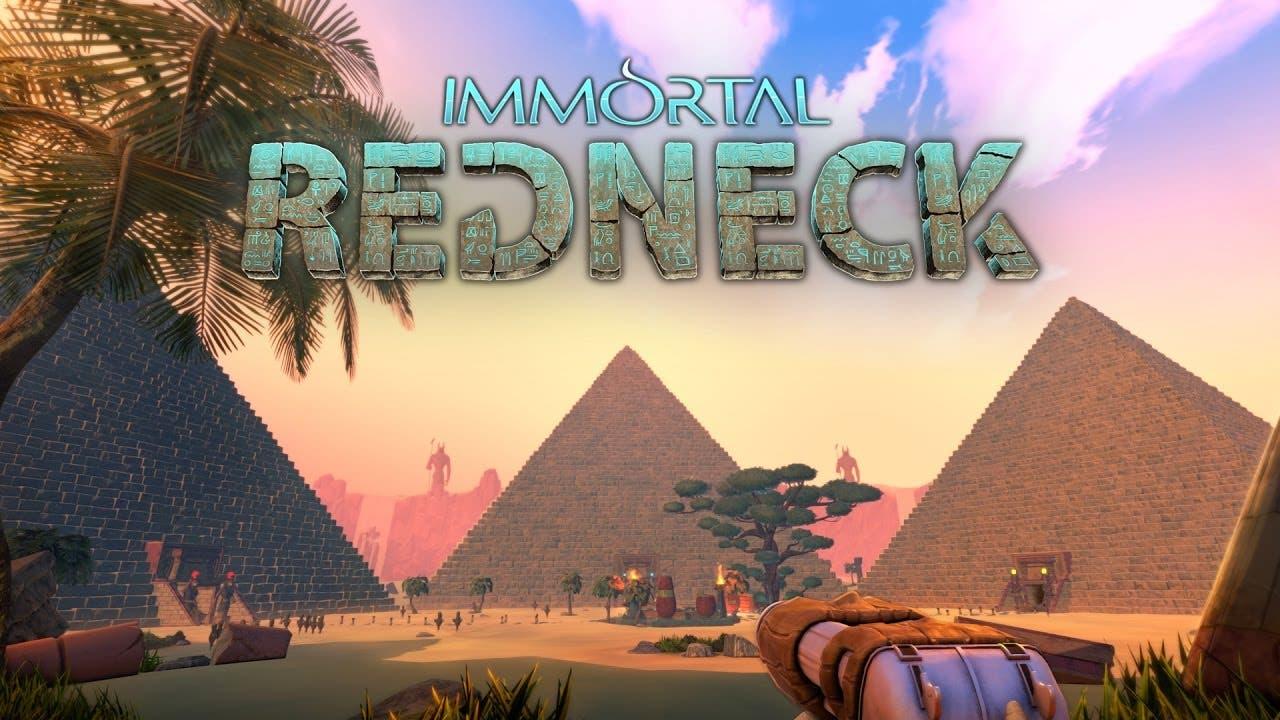 immortal redneck an egyptian rog