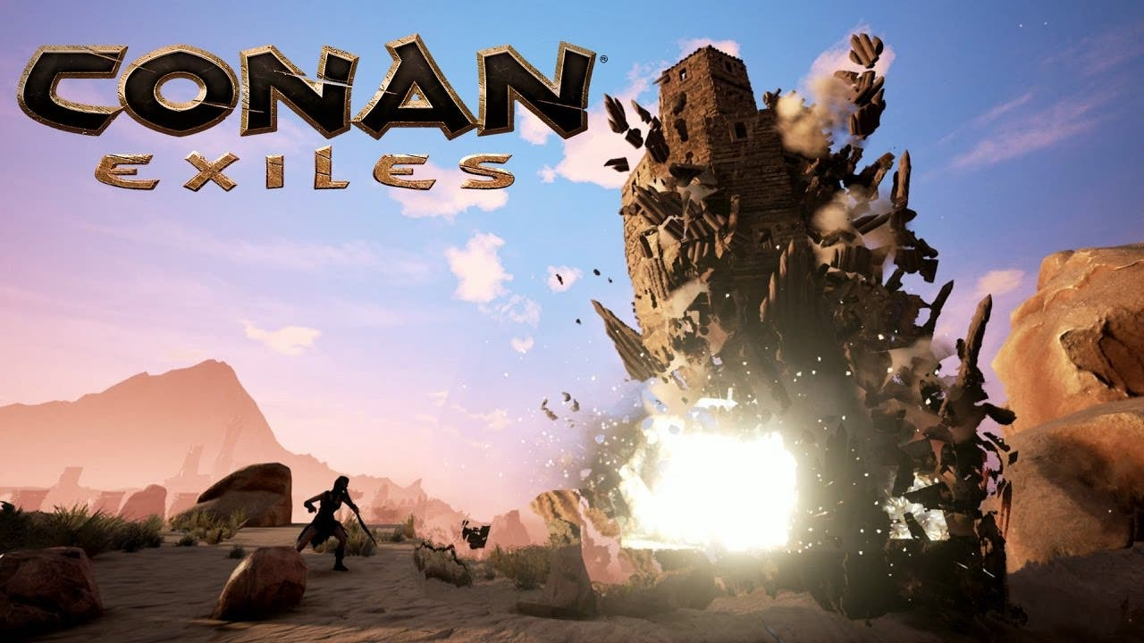 in conan exiles you will build i