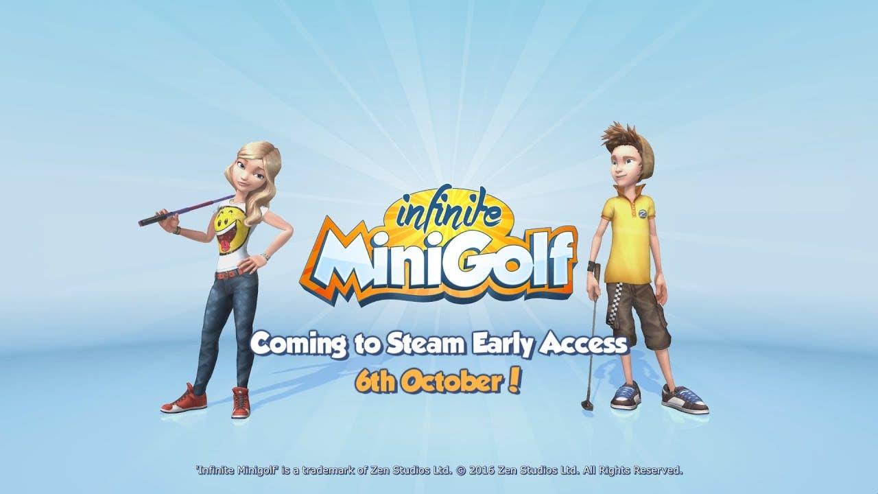 infinite minigolf announced from