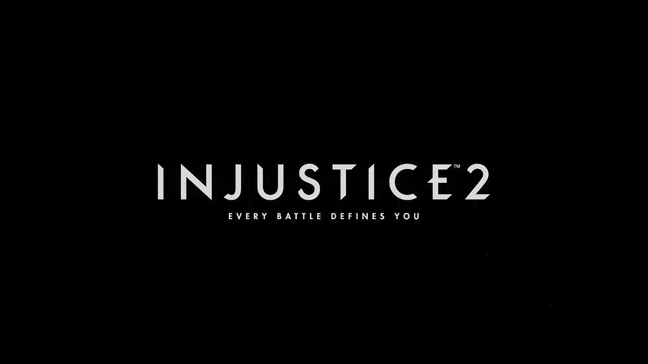 injustice 2 to release in 2017 d